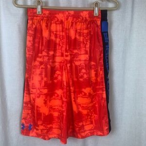 Under Armour Boys Large Shorts Athletic